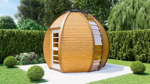 Pod Cabins by HUUDEN UK